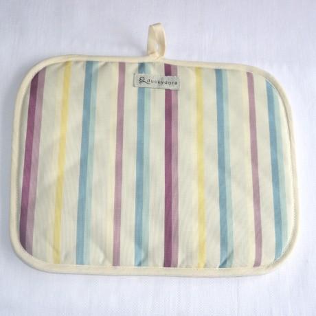 Stripe pad