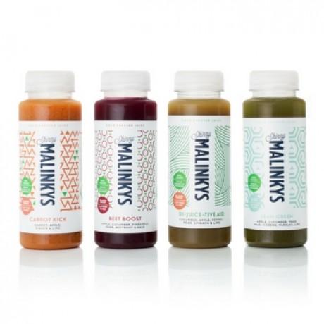 Skinny Malinkys cold pressed juice