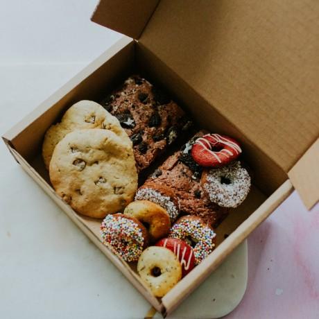 Mixed Vegan Treat Box