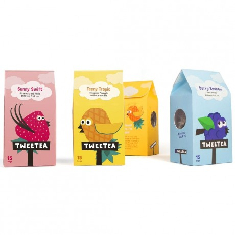 Children's Fruit Tea Selection Pack