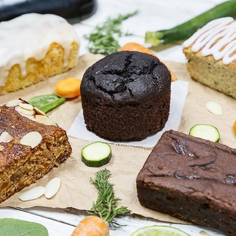 Gluten Free Vegetable Cake Box