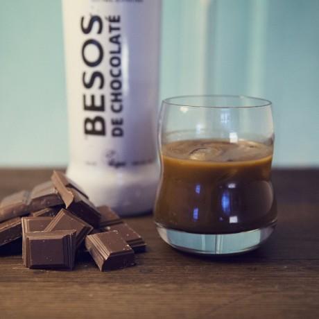 Besos de Chocolaté - Dairy Free, Vegan