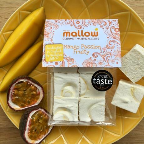 Mango Passion Fruity marshmallows
