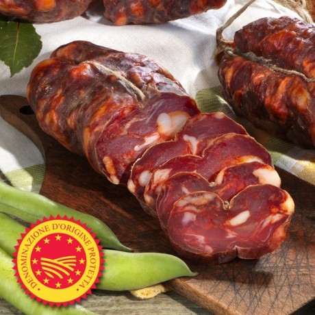 Organic Free Range Calabrian Soppressata