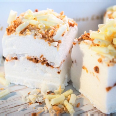 Roasted Coconut & White Chocolate