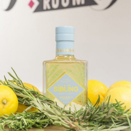 Sibling Spring Edition Gin - Lemon & Rosemary Gin Infusion