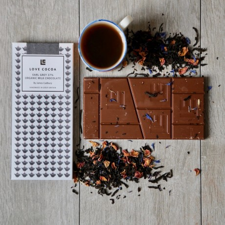 Earl Grey Milk Chocolate