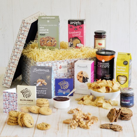 Artisan Gluten Free Hamper The British Hamper Company