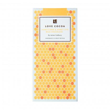 Honeycomb & Honey Chocolate Bars (3 Pack)