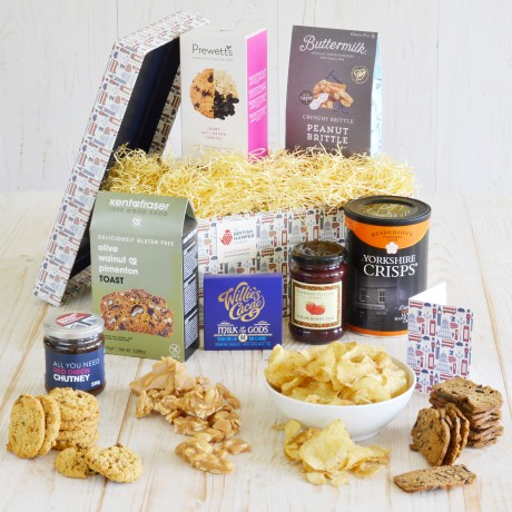 Luxury Gluten Free Hamper The British Hamper Company