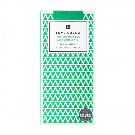 English Mint Chocolate Bars (3 Pack)