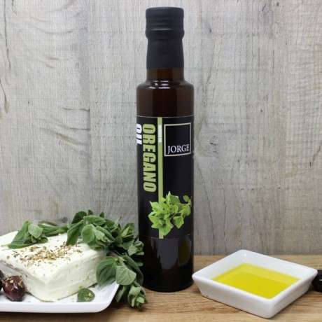 Herb Infused Olive Oil Selection Set (Oregano, Basil & Pesto)