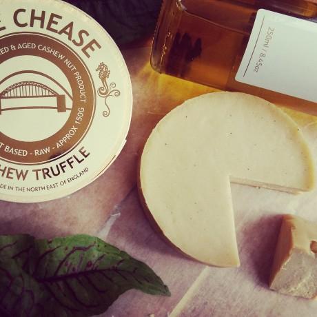 Cashew Truffle Vegan Chease