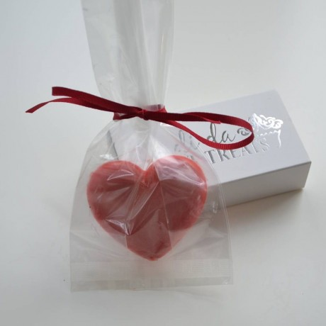 Love Heart Covered Oreo Favours