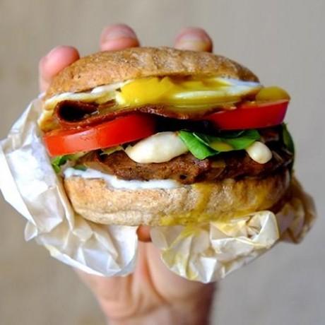 Fragrante Mheat Vegan Burger Multipack