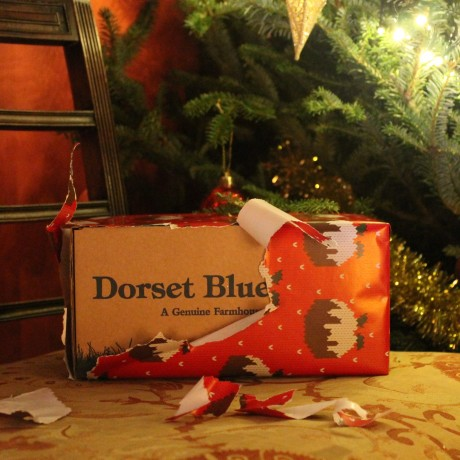 Dorset Blue Vinny Cheese Gift Box