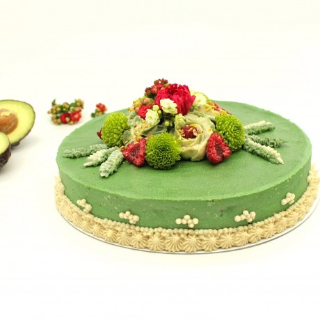 Organic Raw Green Power