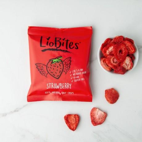 Strawberry Crisps (15 Packs)