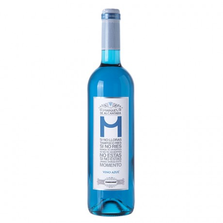 Marques de Alcantarra Blue Wine