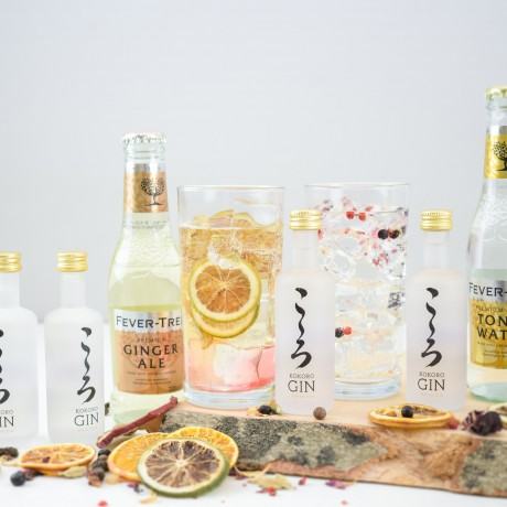 Kokoro Gin And Tonic Set