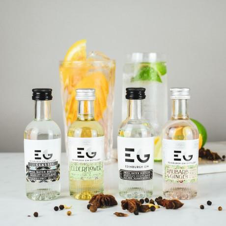 Edinburgh Gin And Tonic Set