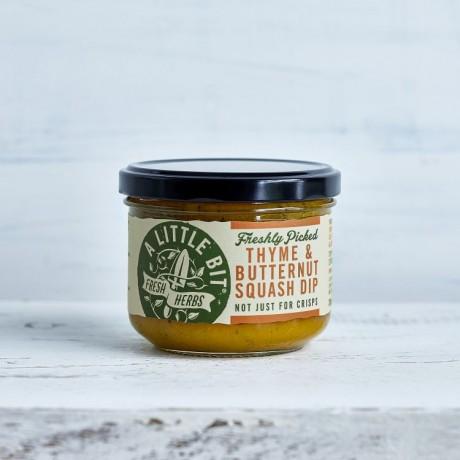 Fresh Thyme & Butternut Squash Dip