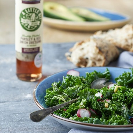 Fresh Parsley and Red Onion Dressing & Marinade