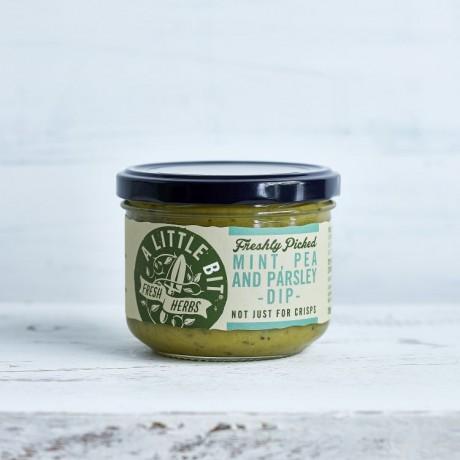 Fresh Mint, Pea & Parsley Dip (Multipack)