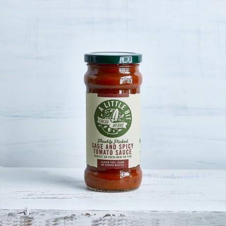 Fresh Sage & Spicy Tomato Pasta Sauce (Multipack)