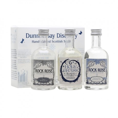 Rock Rose Gin & Holy Grass Vodka Gift Pack
