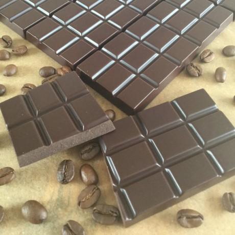 Raw Chocolate Bar with Coffee (5-Pack)