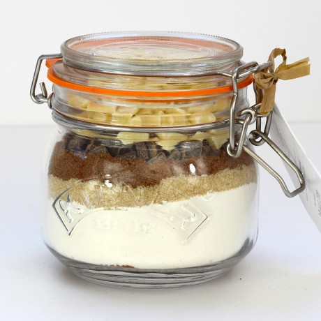 Cookie Mix Jar