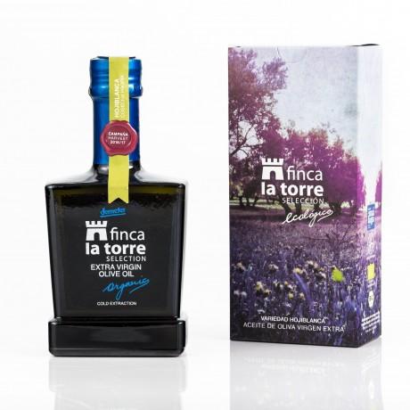 Finca La Torre Organic Hojiblanca Extra Virgin Olive Oil