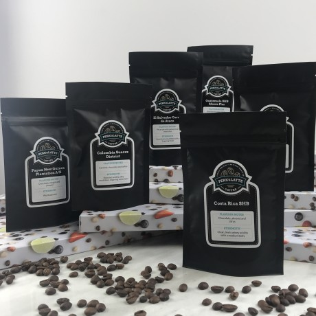 Deluxe Artisan Coffee Sample Pack