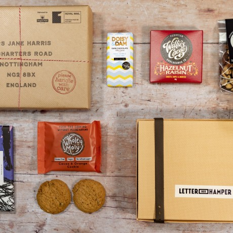 Father's Day edition Letter Box Hamper
