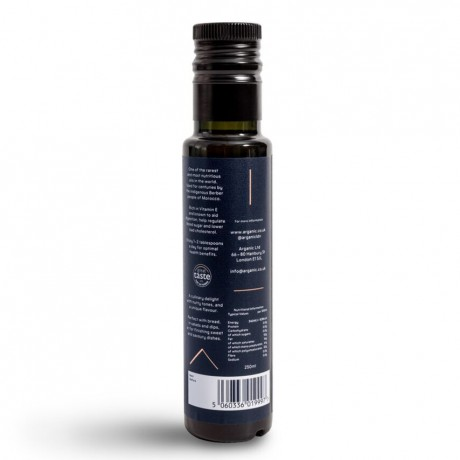 Organic Cold-Pressed Culinary Argan Oil