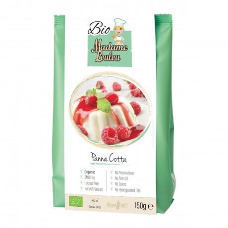 Organic, Gluten Free Panna Cotta Mix
