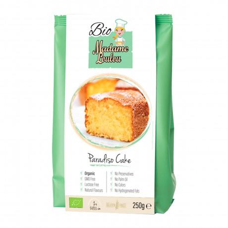 Organic, Gluten Free Vanilla Cake Mix