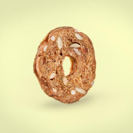 Raw Organic Bagel Bites - Chocolate