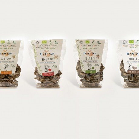 Raw Sprouted Organic Bagel Bites Selection Pack