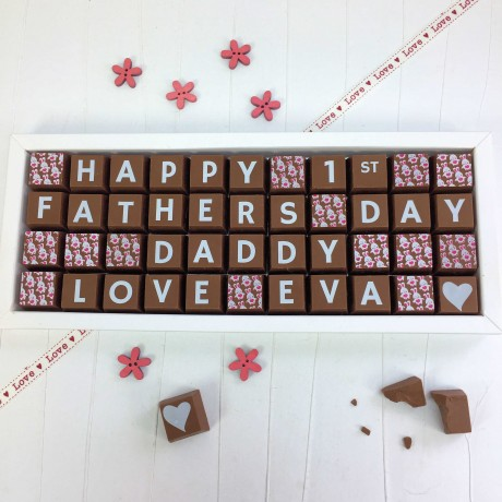 cocoapod 1st fathers day chocolates