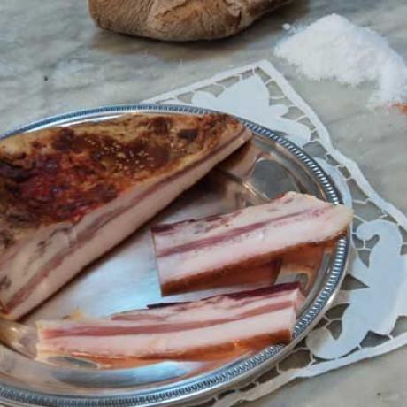 Organic Free Range Guanciale (Pork Cheek)