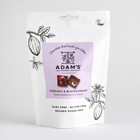 Blackcurrant & Hazelnut Chocolates (4 Pouch)