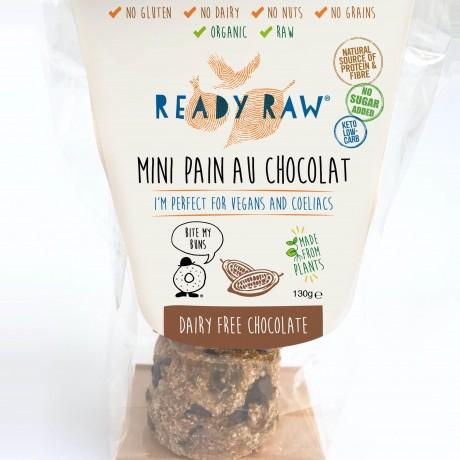 Raw Mini Pain Au Chocolat