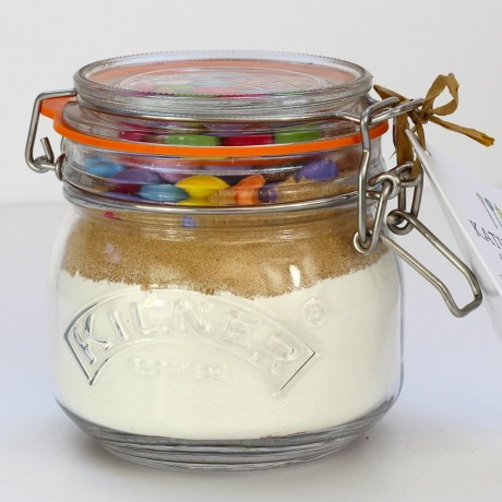 Baking Mix Jar