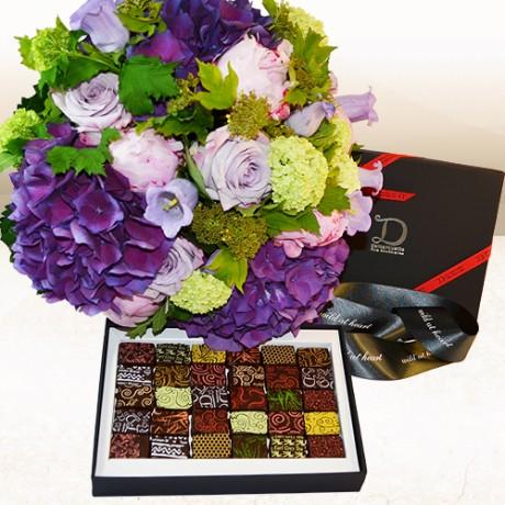 Luxury Chocolate Gift Box (60 Chocolates)