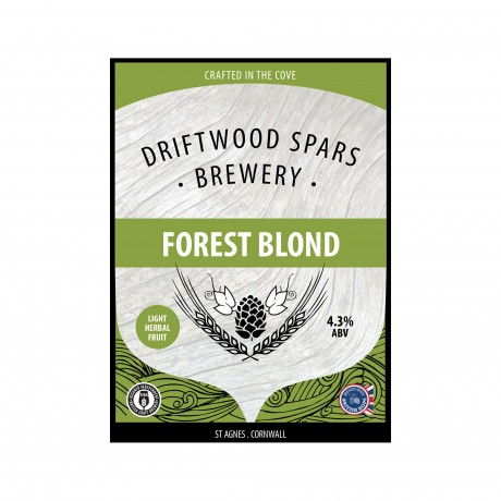 Forest Blond Craft Beer (Case of 12)