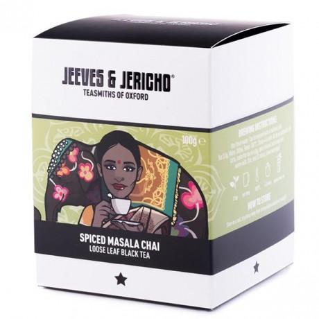 Spiced Masala Chai Loose Leaf Tea