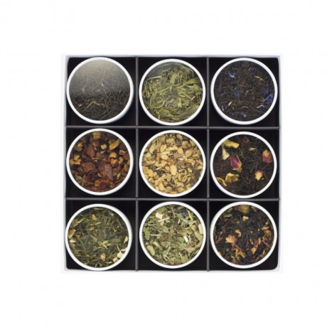 'Winter Warmers' Tea Sample Selection