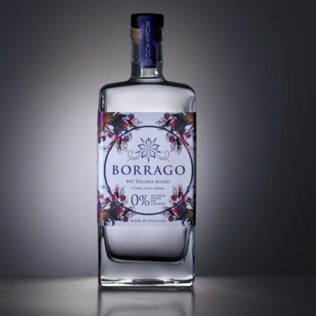 Borrago Botanical Non-Alcoholic Spirit Drink